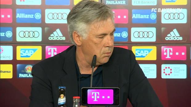 """Ancelotti: """"Werde Philosophie nicht ändern"""""""