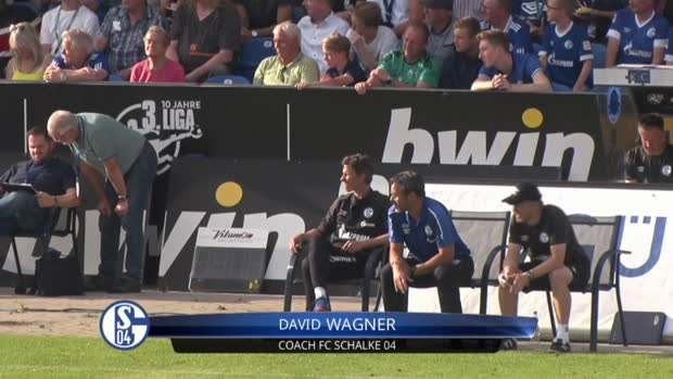 Testspiel: Schalke 04 - Norwich | DAZN Highlights
