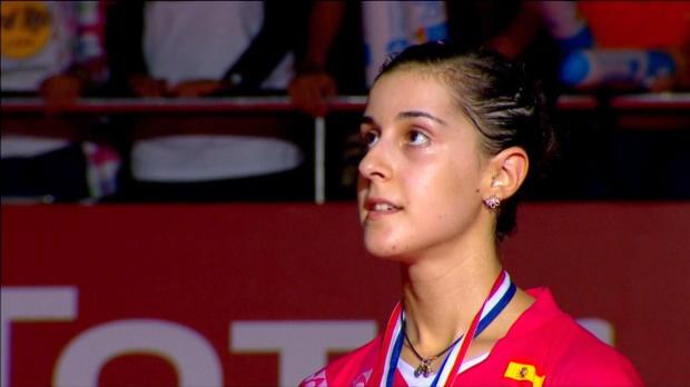 Badminton: Hymnen-Eklat bei Weltmeisterschaft