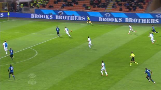 Serie A Round 23: Inter 1-0 Chievo
