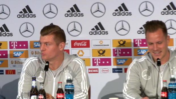 "Kroos: ""Brasilien zwei Klassen besser als 2014"""