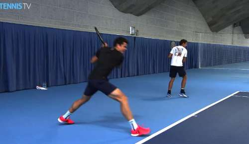 Raonic 'Champions of Tomorrow' Feature: ATP Basel