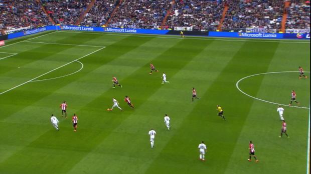 LaLiga Round 24 : Real Madrid 4-2 Atheltic Bilbao