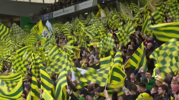 Championship: Norwich - Ipswich | DAZN Highlights