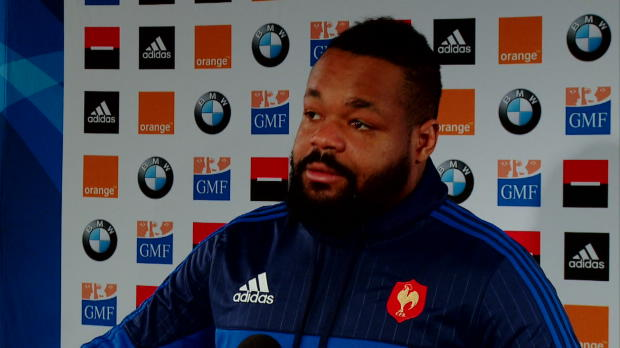 VI Nations - Disparitions : Bastareaud : 'C'est fou'