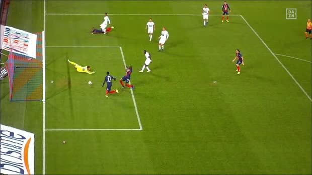 Ninga bewirbt sich für Fehlschuss des Jahres   Ligue 1 Viral