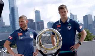 Hear from Melbourne Victory's James Troisi and James Donachie ahead of Sunday's Semi Final against Brisbane Roar at AAMI Park.