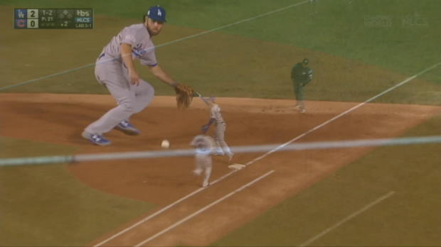 Culberson's all-around Game 5