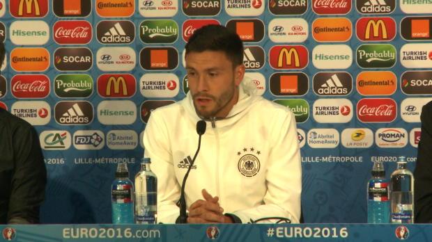 """EM 2016: Hector: """"Boateng wird bereit sein"""""""
