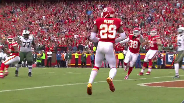 Garafolo: No forward momentum on franchise tag deal for Eric Berry