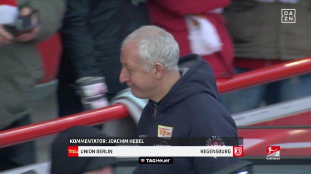 1. FC Union Berlin - SSV Jahn Regensburg