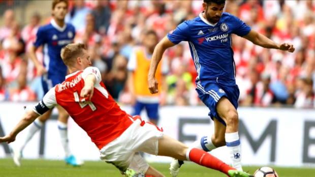 كرة قدم: كأس انكلترا: فينغر يشيد بأداء ميرتساكر