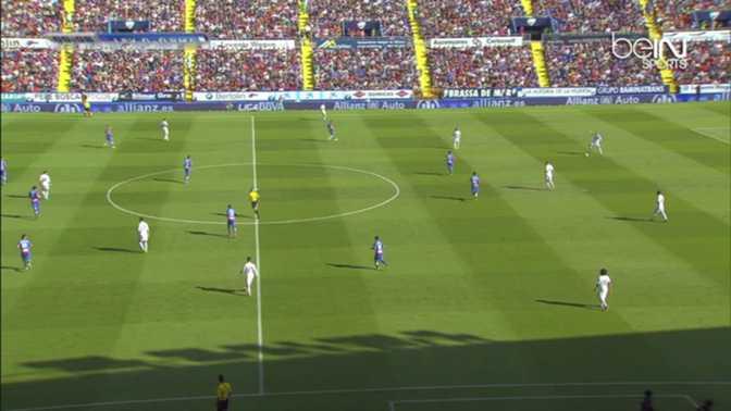 Liga : Levante 0-5 Real Madrid