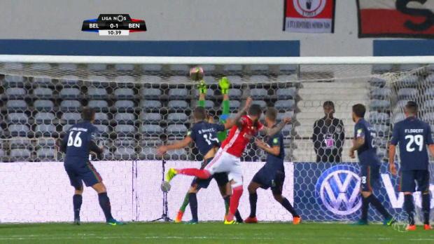 Benfica locker flockig im Lissabon-Derby