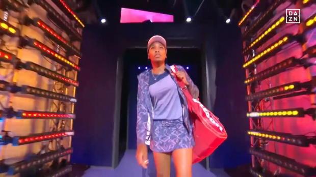 Finals: Venus siegt dank Sonnencreme und Obst