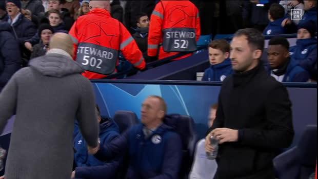 UEFA Champions League: Man City - FC Schalke 04   DAZN Highlights