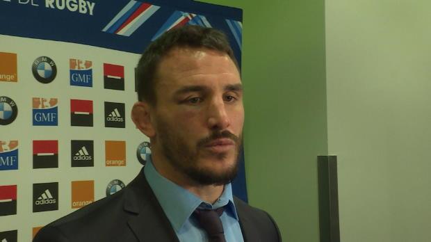 """Rugby : XV de France - Picamoles - """"Il faut franchir un cap dans nos têtes"""""""