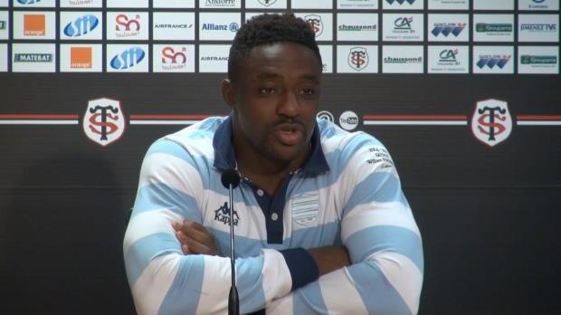 Top 14 - 21e j. : Nyanga : 'Bizarre de revenir ici'