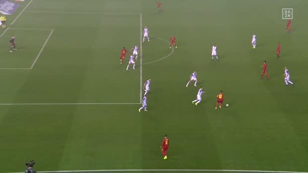 Pass-Magie! Hazard zaubert für Belgien | UEFA Nations League