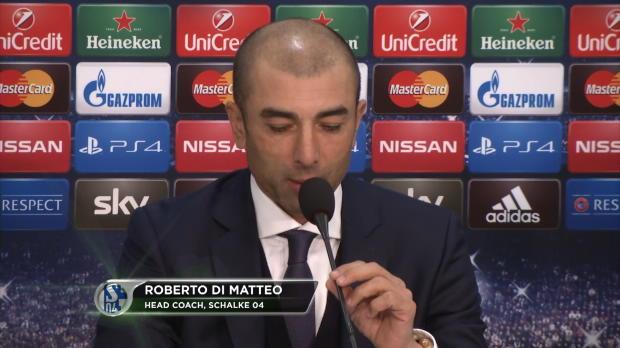 Di Matteo, despu�s del partido loco en Alemania