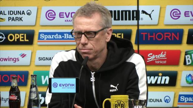 """Stöger: Qualitätsverlust? """"Mit Liga zufrieden"""""""