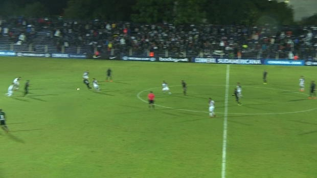 Copa Sudamericana: Calis Traumtor-Doppelschlag