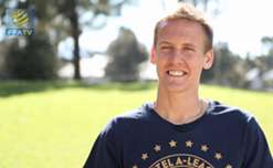 Foxtel A-League All Stars defender Michael Thwaite can't wait to test himself against the likes of Tevez and Pirlo this Sunday.