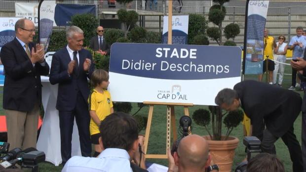 Stadion wird nach Didier Deschamps benannt