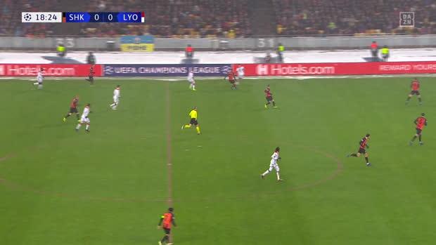 UEFA Champions League: Schachtjor Donezk - Lyon | DAZN Highlights