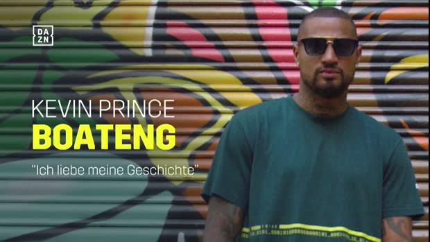 """Kevin Prince Boateng im Interview - """"Ich liebe meine Geschichte"""" - Teil 1"""