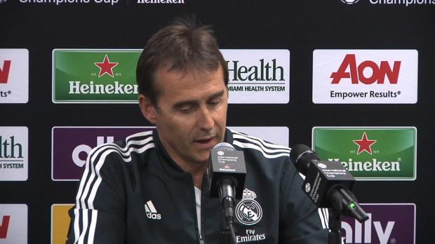 Lopetegui: Bale kann Ronaldo-Lücke füllen