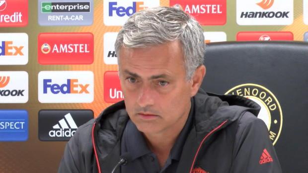 Mourinho: Rooney braucht eine Pause