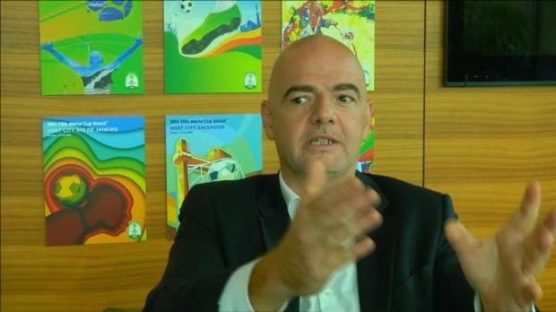 FIFA: Infantino für Transfer-System-Revolution