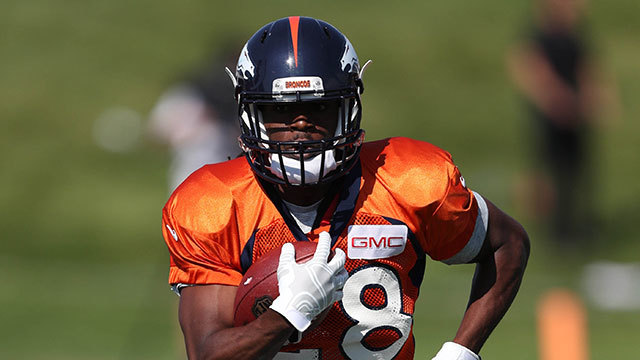 James Palmer: Jamaal Charles has one more shot to make Broncos' roster vs. Packers