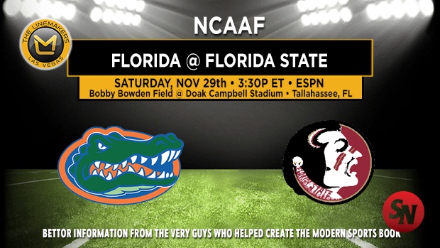 Florida Gators @ Florida State Seminoles