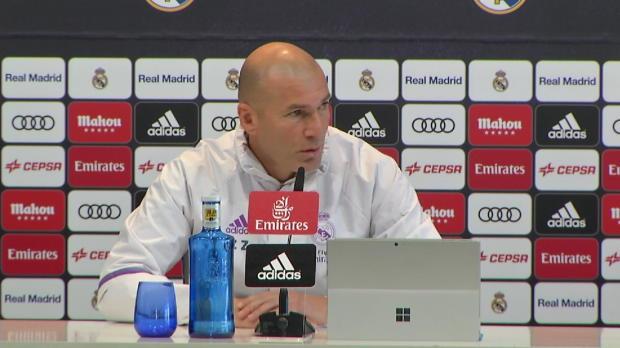 Copa del Rey: Zidane baut auf breiten Kader