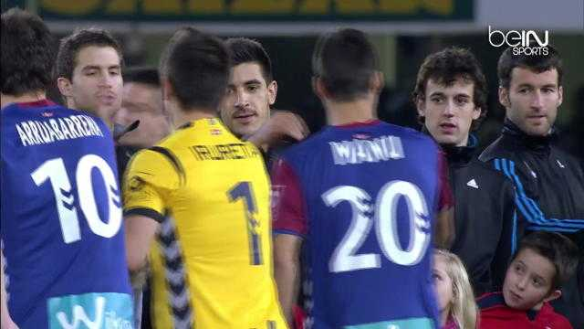 Liga : Real Sociedad 1-0 Eibar