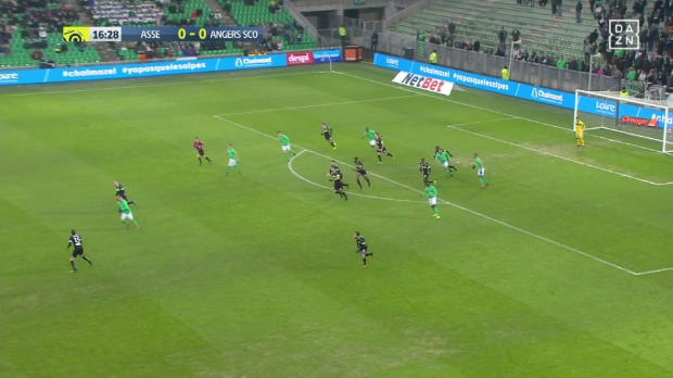 St Etienne - Angers