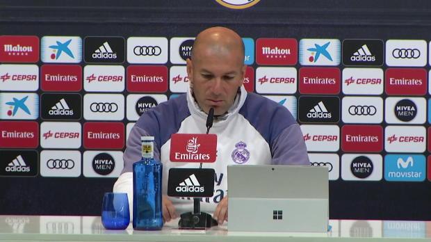 So erklärt Zidane Ronaldo Bankdrücker-Rolle