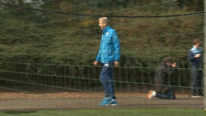 Arsenal - Wenger éteint la rumeur l'envoyant à Monaco