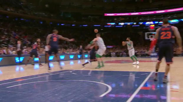WSC: Kyrie Irving (31 points) Highlights vs. New York Knicks