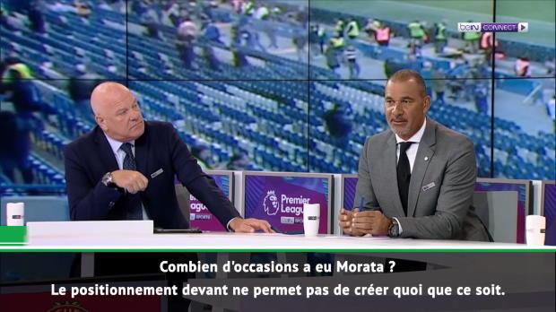 Chelsea - Gullit - 'Hazard et Willian ne font pas confiance à Morata'