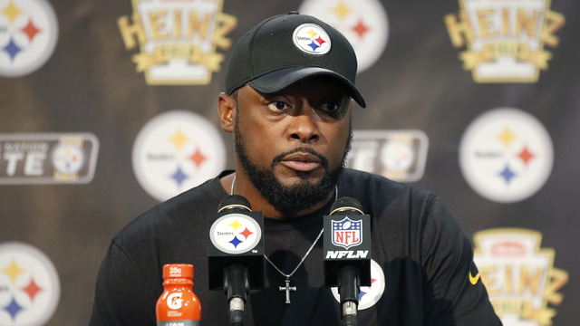 Steelers postgame press conference