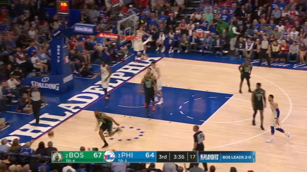 Block Of The Night: Al Horford