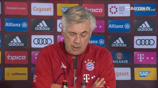 "Ancelotti vor Köln: ""Mussten leiden"""