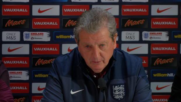 Angleterre - Hodgson - 'Je suis d��u pour Stuart Lancaster'