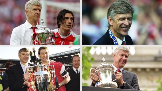Nach 22 Jahren Arsenal: Das große Wenger Quiz