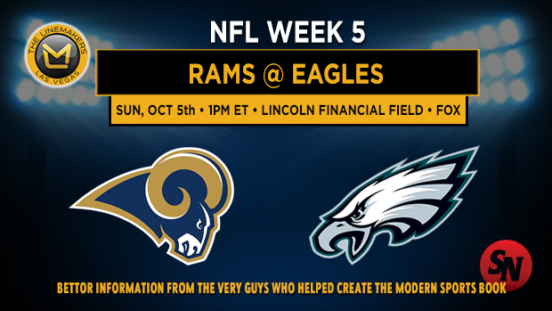 St. Louis Rams @ Philadelphia Eagles
