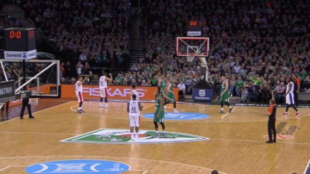Basket : Euroligue - Les meilleures actions de la 29e j.