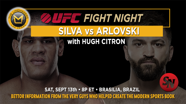 UFC Fight Night Silva Vs. Arlovski